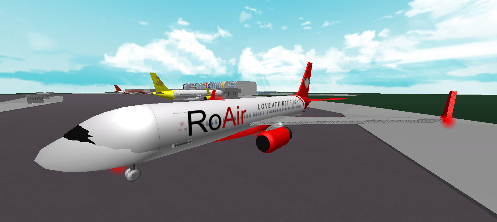 Roair The Roblox Airline Industry Wiki Fandom Powered By Wikia
