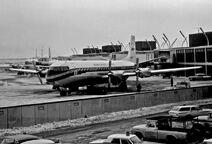 8Vickers Vanguard, Trans Canada Airlines (TCA) JP7091609