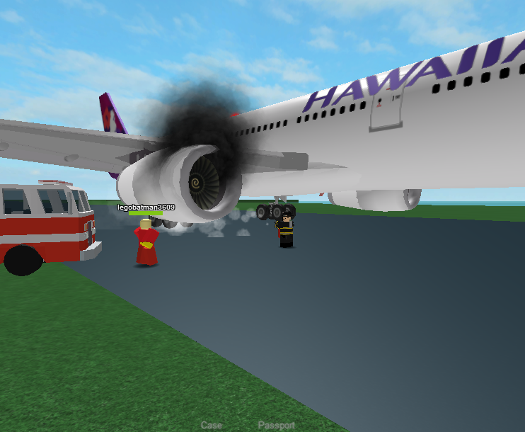 Hawaiian Airlines Flight 832 The Roblox Airline Industry Wiki