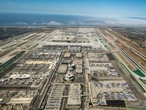 LAX Aerial View