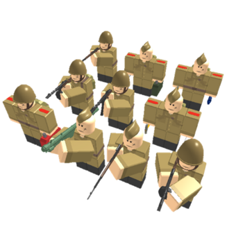 Russian Wwii Soldiers The Official Conquerors Wiki Fandom