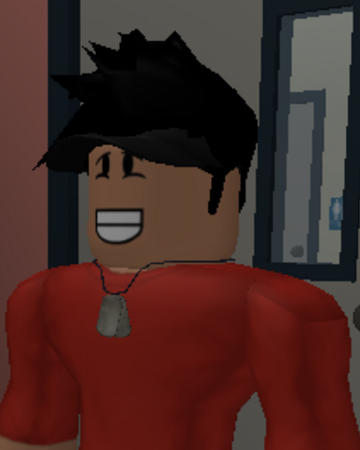 Jerry Woods The Roblox Man Behind The Mask Studios Wiki Fandom