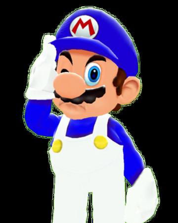 Mario Overalls Roblox Smg4 The Roblox Movie Wiki Fandom