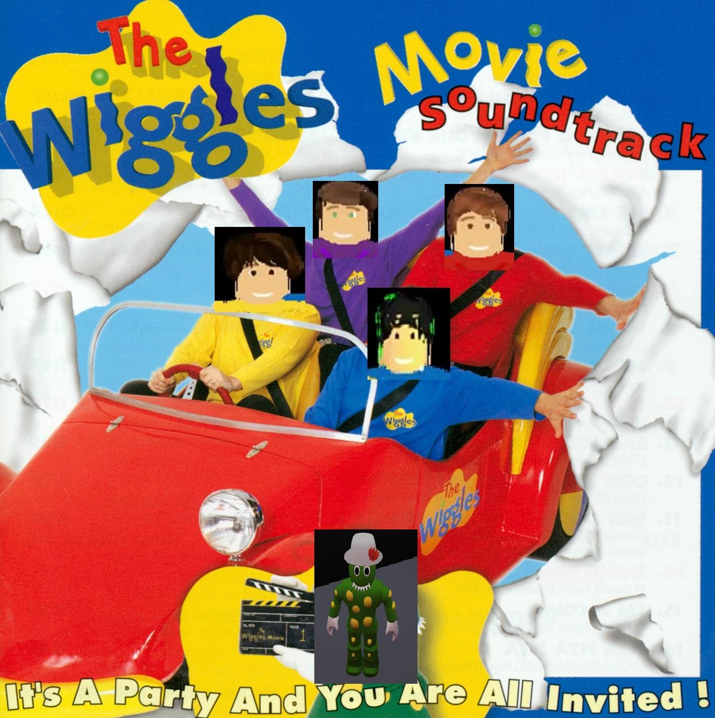 Image Ourthewigglesmoviesoundtrackjpg The Roblox Wiggles Wiki