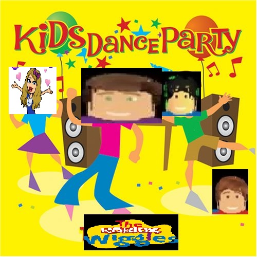 Kids Dance Party The Roblox Wiggles Wiki Fandom Powered - roblox dance wiki