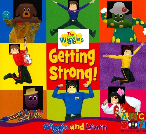 Getting Strong The Roblox Wiggles Wiki Fandom Powered By Wikia