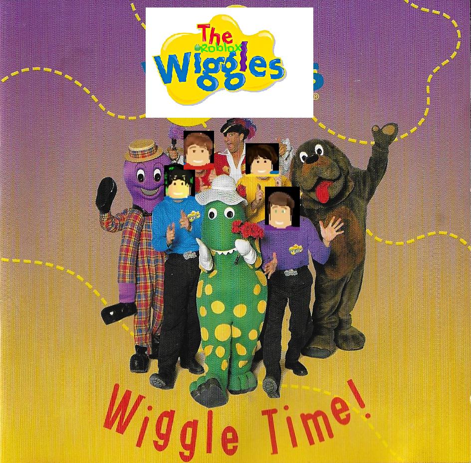 Image Ourwiggletimealbumpng The Roblox Wiggles Wiki Fandom