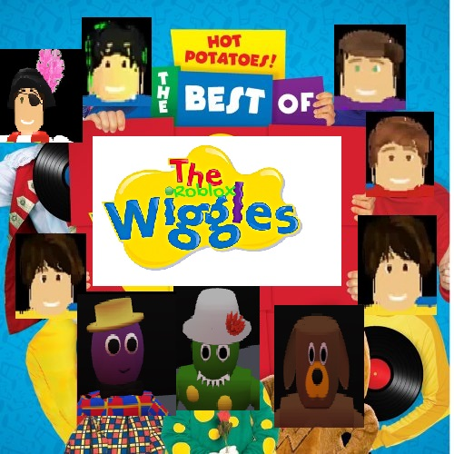 Hot Potatoes The Best Of The Wiggles!