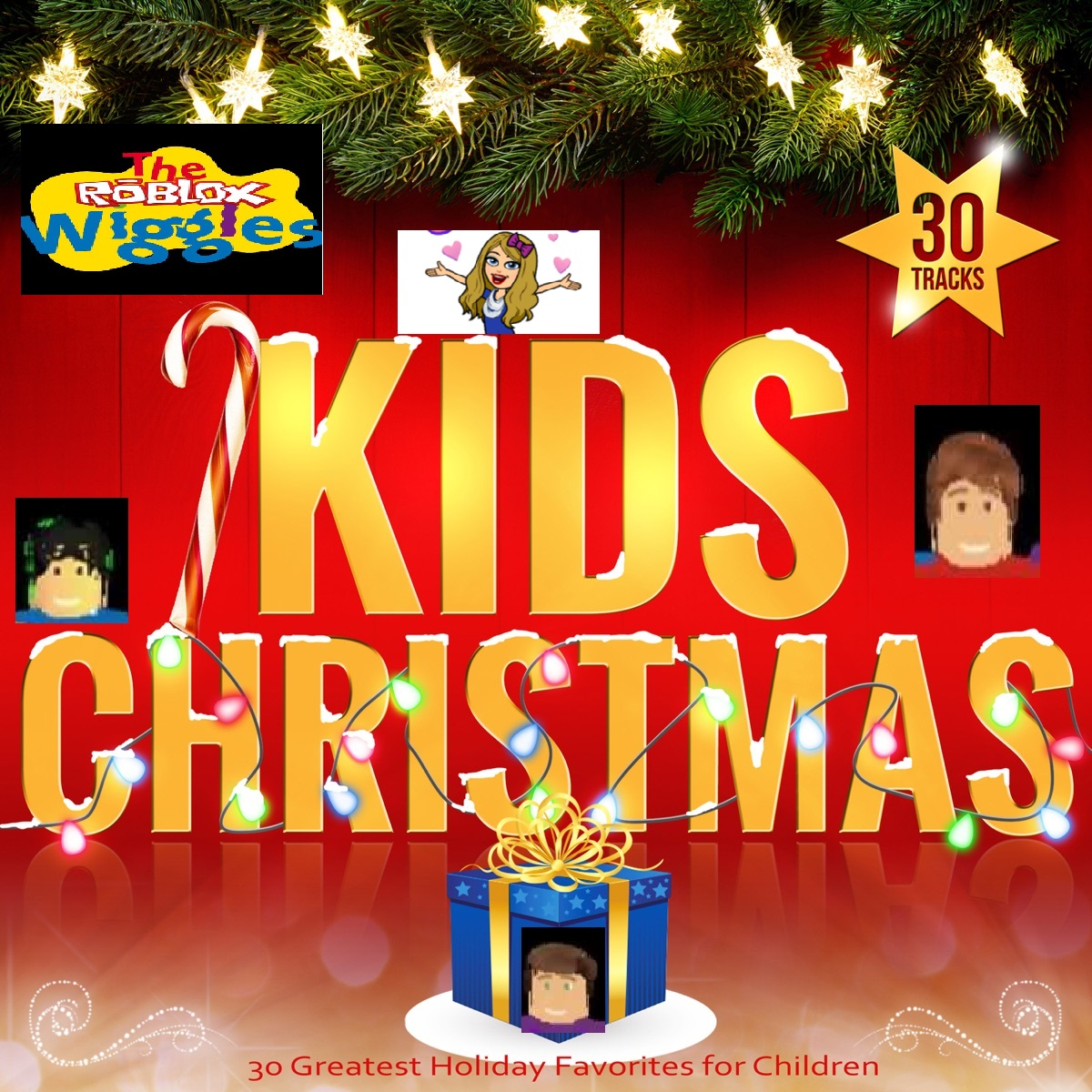 New Christmas Albums Coming Out In 2019 Kids Christmas | The Roblox Wiggles Wiki | FANDOM powered by Wikia