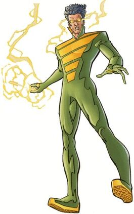 Weather Wizard new 52