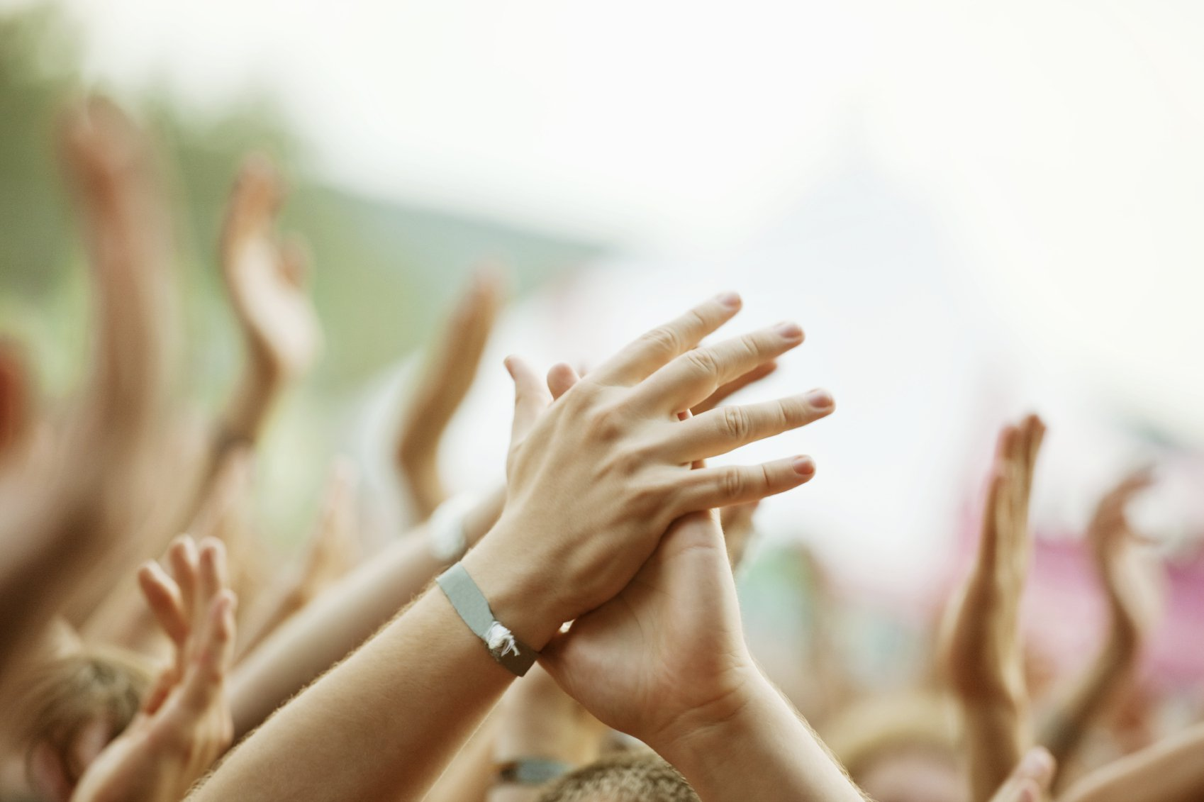image applause hands concert medium jpg the rolling nuggets