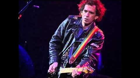 Keith Richards - How I Wish - Boston 1993-3