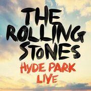 Hyde Park Live CD