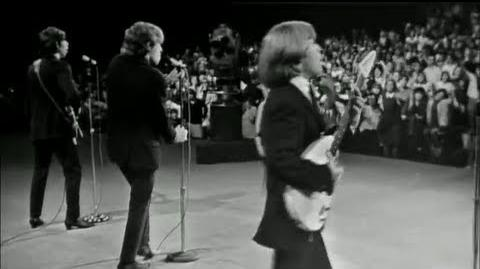 The Rolling Stones - It's All Over Now, T.A.M.I Show, 1964 ( 4)