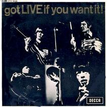 Rolling Stones - Got Life If You Want It -EP