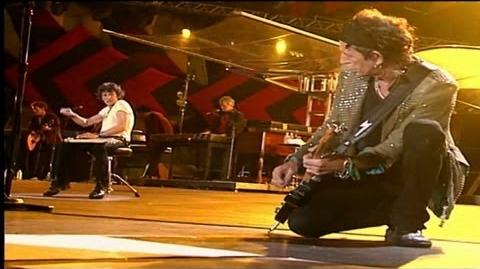 The Rolling Stones - Happy - Live On Copacabana Beach