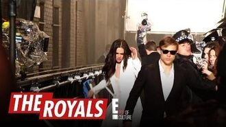 "Behind the Scenes of ""Making Headlines"" The Royals E!"
