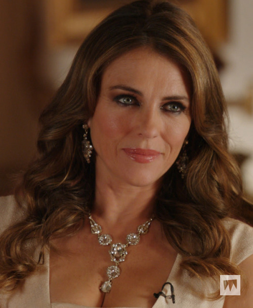 Image - Queen Helena during interview.jpg | The Royals ...