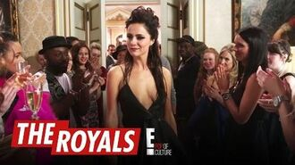 """The Royals"" Fashion Behind the Palace Gates Pt. 4 E!"