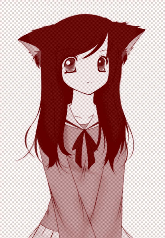 Anime cat girl by minilog d5h3ioe jpg
