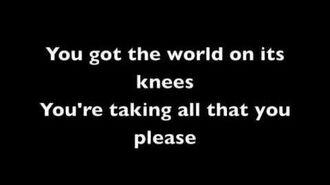 Shinedown - Enemies - Lyrics