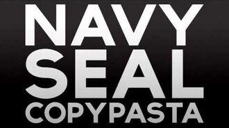 Navy Seal Copypasta-0