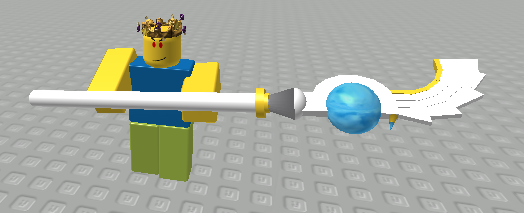 Fromlegouniverse3's and ROBLOX's Two-Handed Weapons | The