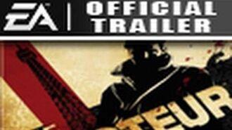 The Saboteur Pre-Order Trailer