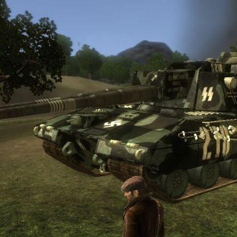 Wulf Tank.