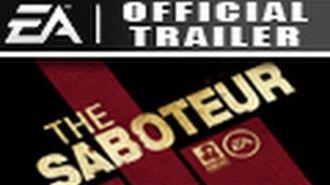 The Saboteur - Irishman in Paris Trailer