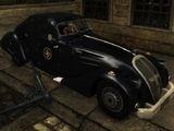 Gestapo Cruiser