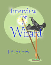 Interview for a Wizard front cover
