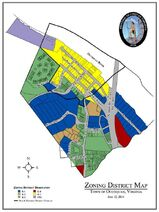 Occoquan zoning-districk-map