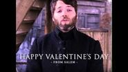 Happy Valentine's Day From Salem - Cotton Mather