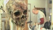 SECRETS OF SALEM- Special Effects Make-Up