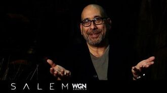 "WGN America's Salem 304 ""Night's Black Agents"" Writer's Wrap"