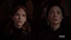 Anne and Bridget snapshot 1x2