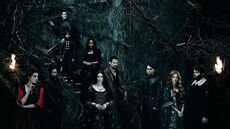 Salem whole cast - season 3