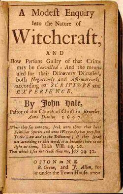 John Hale (Historical)