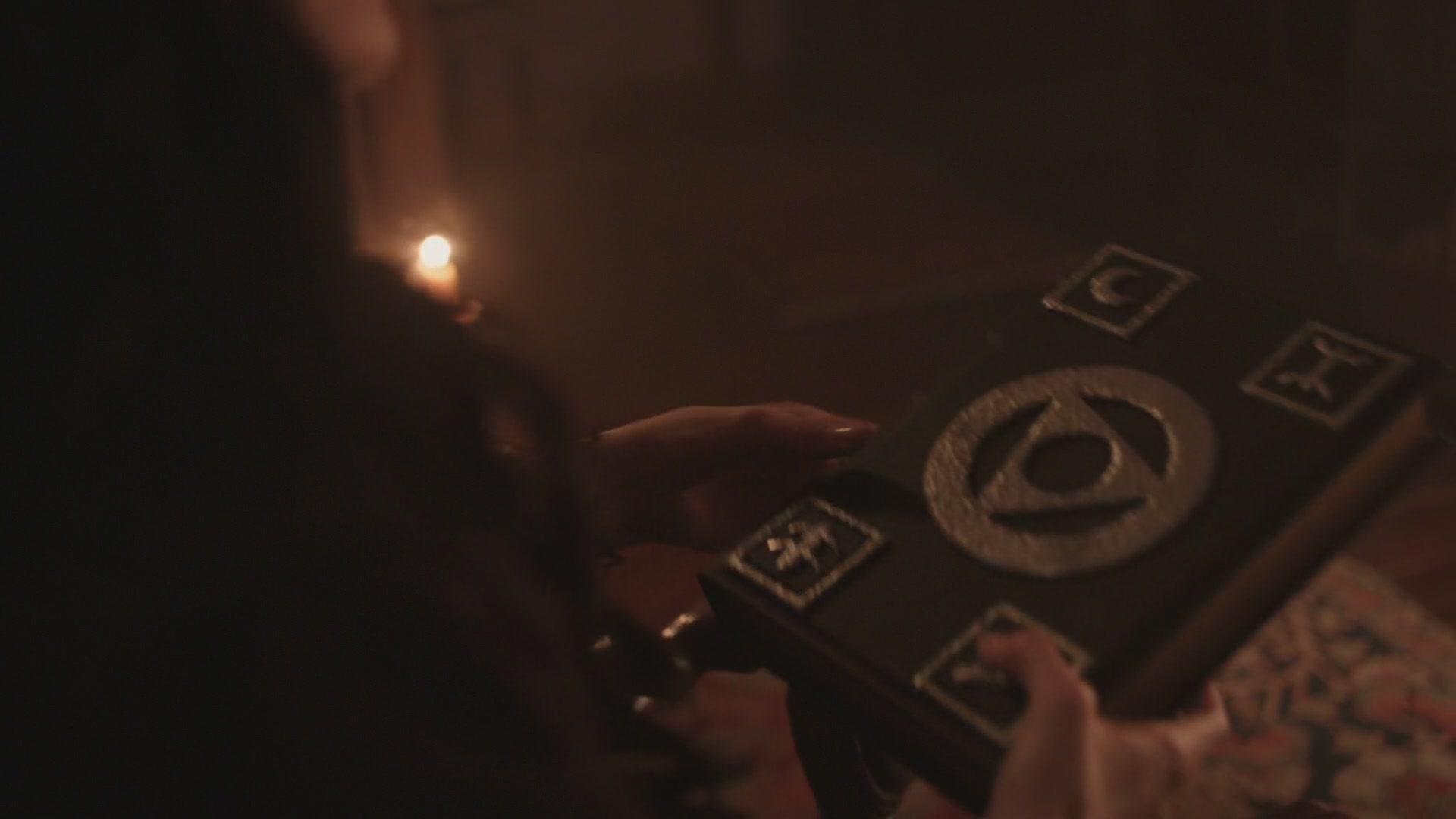 Book of Shadows (object) | The Salem Wiki | FANDOM powered