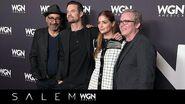WGN America's Salem at New York Comic-Con 2016