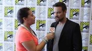 Comic Con 2015 Shane West from Salem