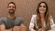 Salem - Shane West, Janet Montgomery Interview, Season 3 (Comic Con)