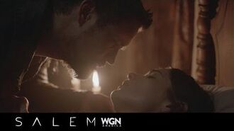 "WGN America's Salem 310 ""Mary Sibley & John Alden"""
