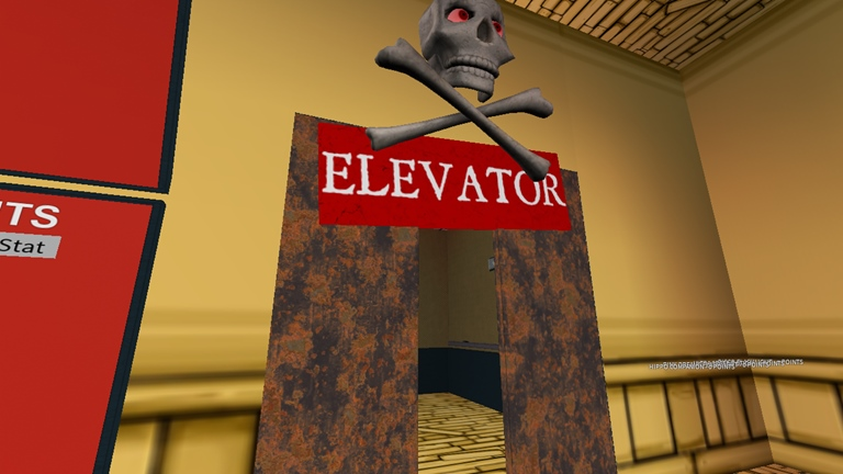 The Creepy Elevator Code For Roblox The Scary Elevator Wiki Fandom