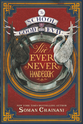 The Ever Never Handbook cover art