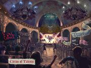 The Circus of Talents