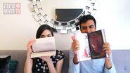 EverNever TV Book Selfies & Sophie vs