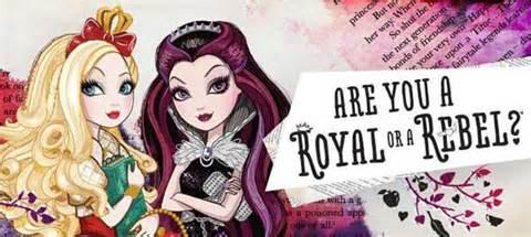 Royal Or Rebel Ever After High 34754623 480 215