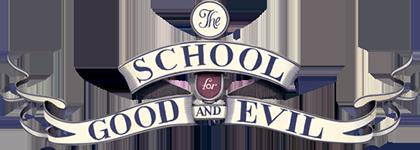 File:TheSchoolForGoodAndEvilLogo.png